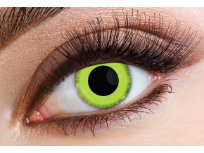 eyecasions one day halloween contact lenses grinch 1 pair p23501 94576 image