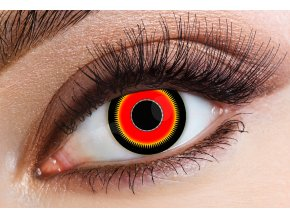 eyecasions one day halloween contact lenses hot rod 1 pair p23495 94577 image