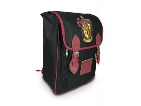 92034 Gryffindor Satchel Backpack Front Angled