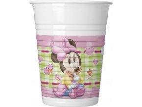 Poharak - Minnie Mouse - Baby 8 db