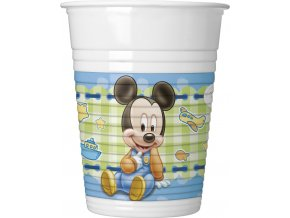 BABY MICKEY PLASTIC CUP ICON