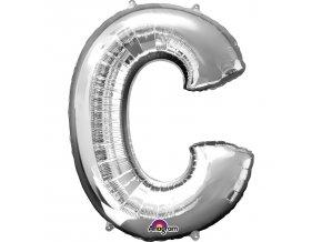 Foliovy balon C pismeno