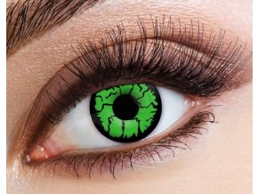 eyecasions one day halloween contact lenses goblin 1 pair p23474 94491 medium