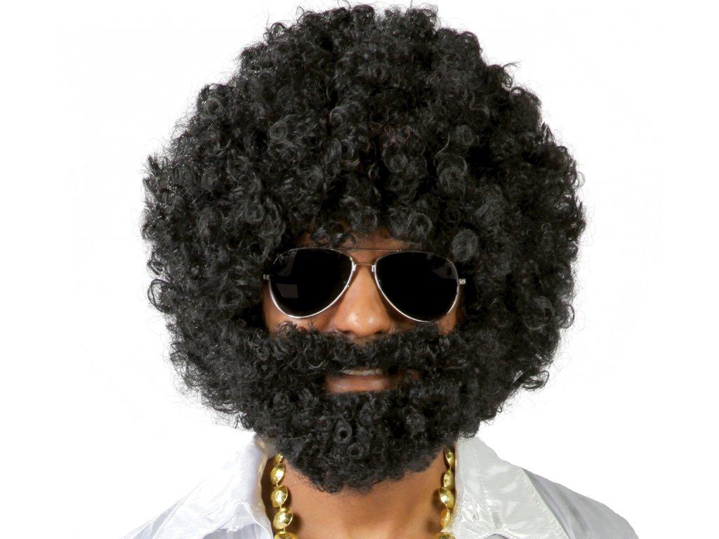 30373 afro parochna s bradou