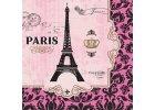 Petrecere de aniversare în stil O Zi la Paris - Decorațiune party