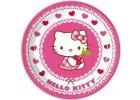 Petrecere în stil Hello Kitty - Decorațiune party