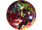 Petrecere în stil Avengers/Marvel - Decorațiune party