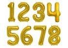 Baloane în formă de cifră