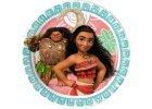 Petrecere în stil Prințesa Vaiana / Moana - Decorațiune party