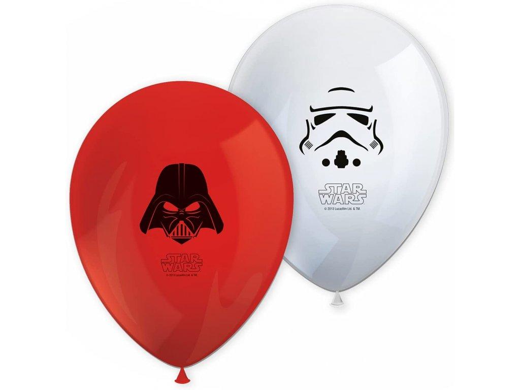 Baloane Star wars 8 buc