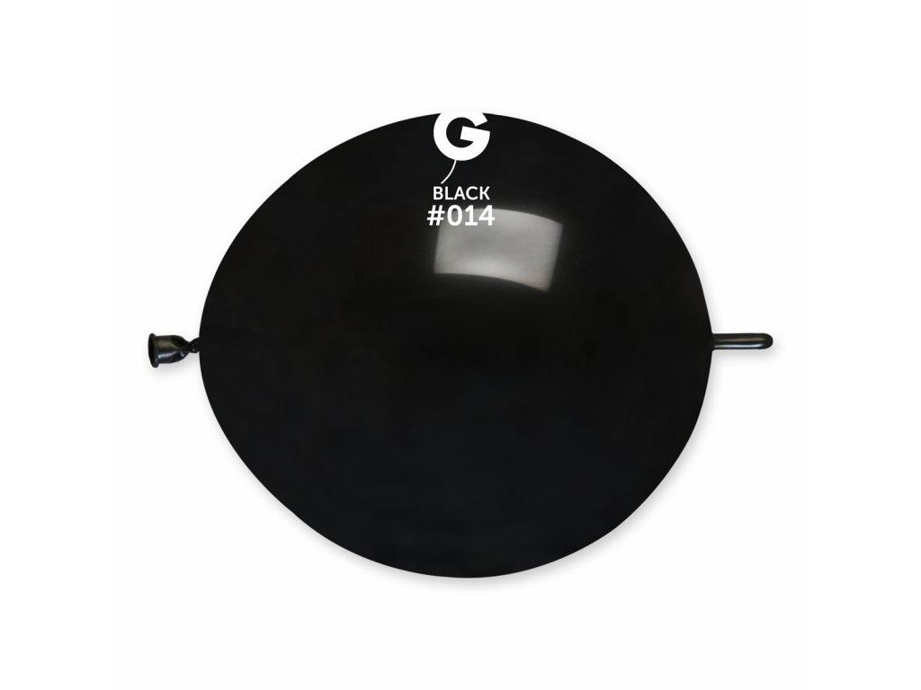 Balon de legătură negru