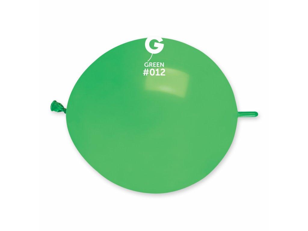 Balon de legătură verde
