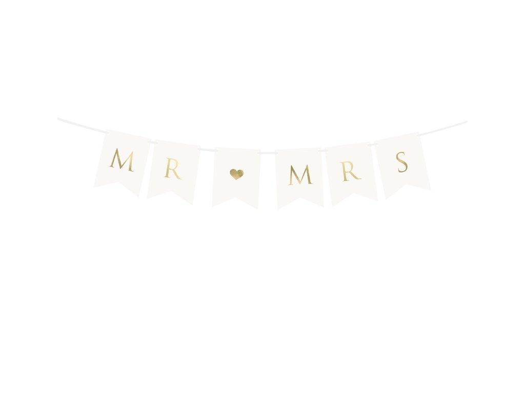 Banner - Mr. love Mrs.