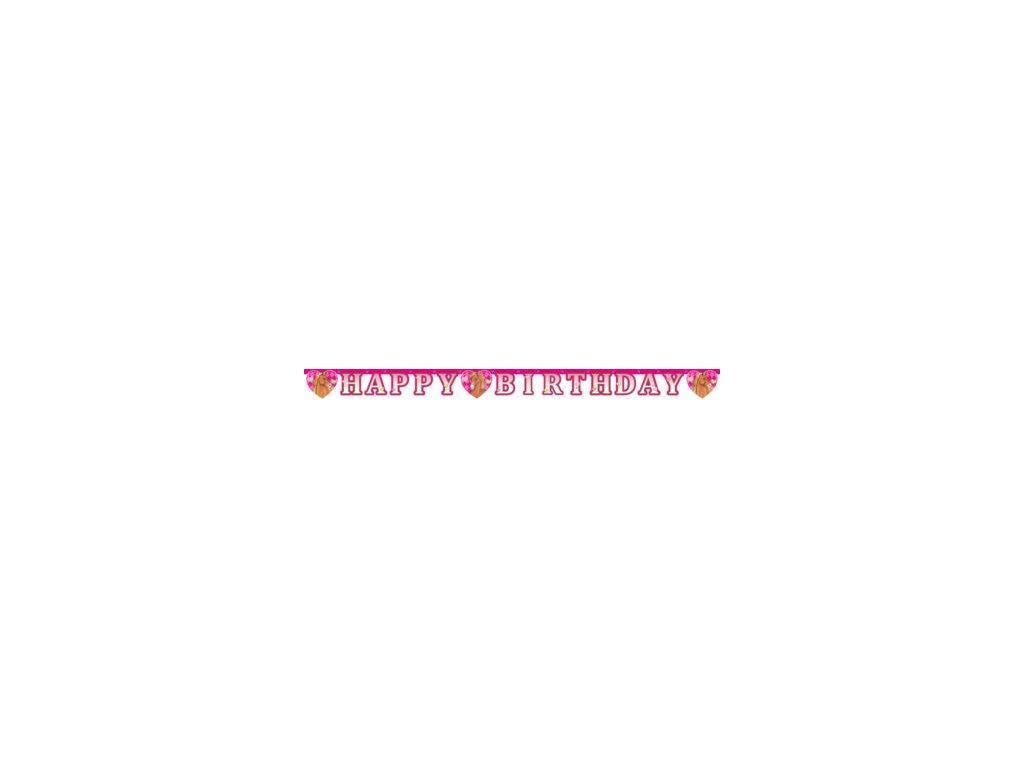 Banner Happy Birthday - Căluţi
