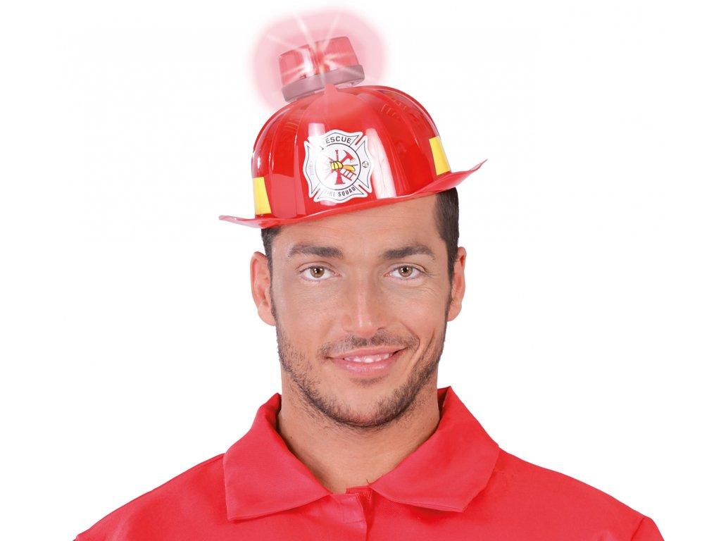 30328 hasicska prilba s majakom