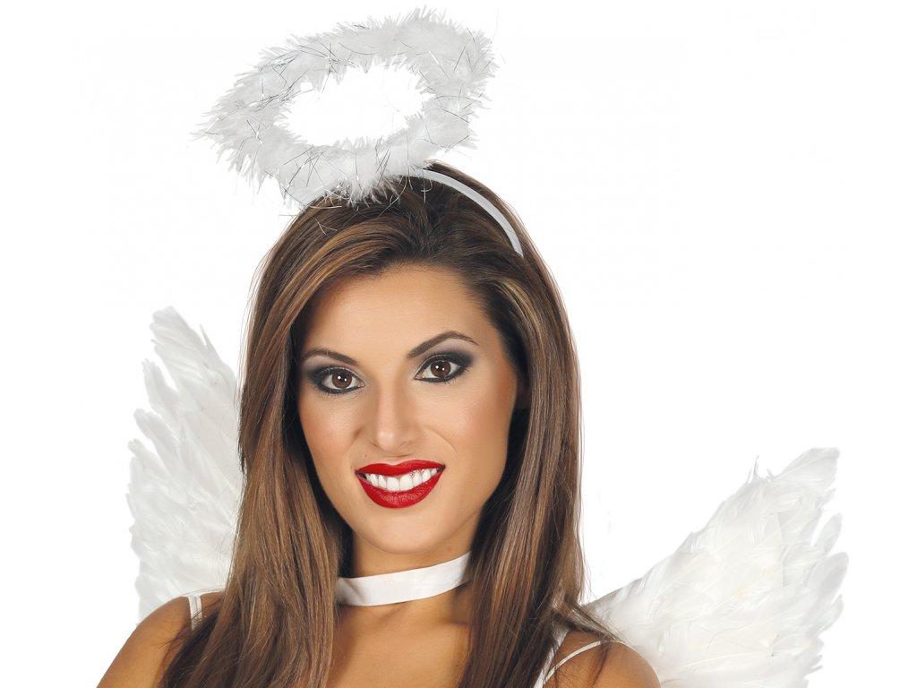 Celenka svatoziara anjelska biela