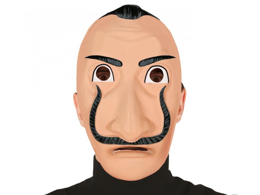 Mască La casa de Papel