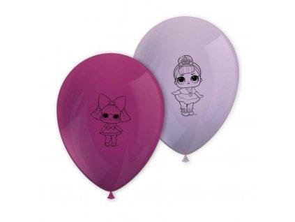 Baloane - LOL Glitterati 8 buc