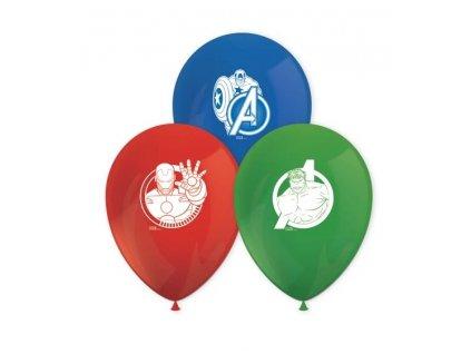 Baloane Avengers 8 buc