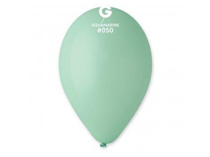 Balon pastelat acvamarin