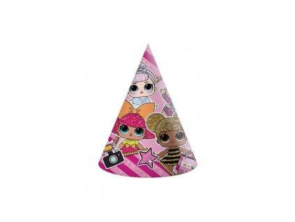 Coif party - LOL Glitterati 6 buc