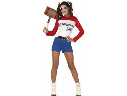 Costum damă - Harley Quinn
