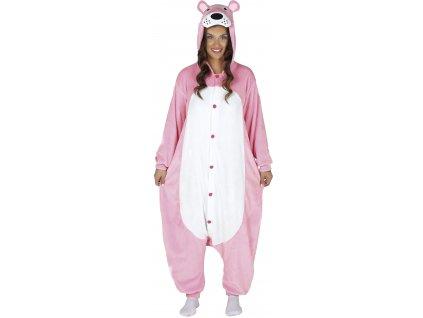 Costum damă - Pantera roz pijama