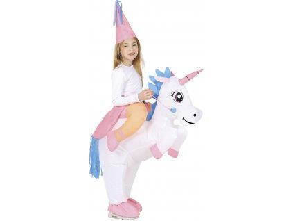 Costum de copii - Unicorn gonflabil