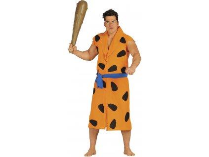 Kostým Freda Flintstona (Mărimea - Adult L)