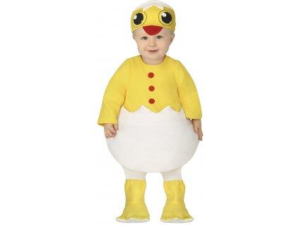 Costum pentru cei mici - Pui de găină