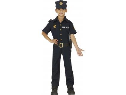 Costum pentru copii - Politist
