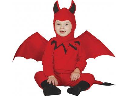 Costum pentru copii Micul diavol