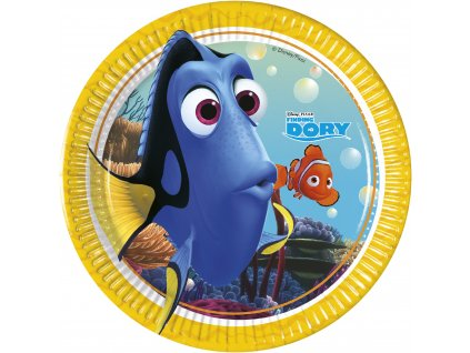 FINDING DORY PLATE 20cm ICON