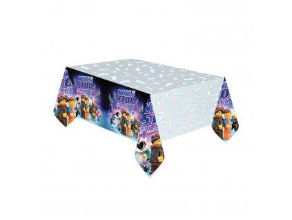 Faţă de masă din plastic Lego Movie 2