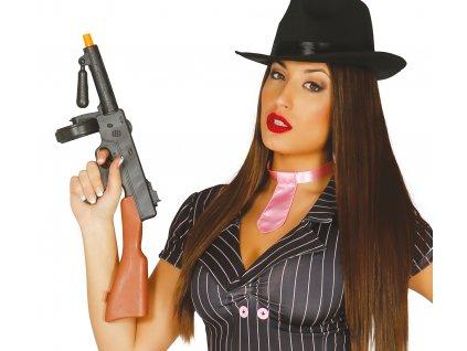 Gangster replică samopal