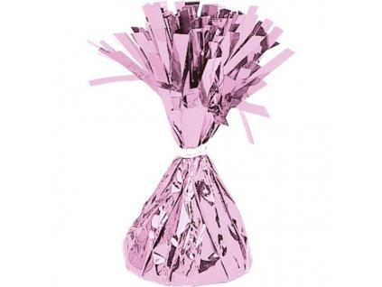 Greutate din folie pentru baloane roz