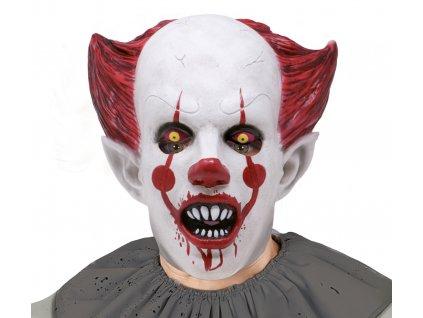 46277 latexova maska klaun it