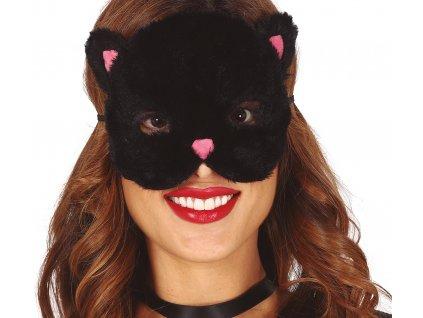 Mască - Pisicută