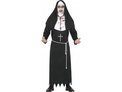 Pánsky kostým - Kňaz - Annabelle (Mărimea - Adult M)