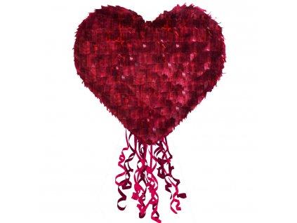 Pinata inimă mare