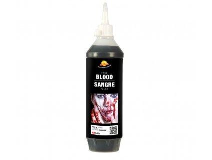 Sânge fals: volum 450 ml