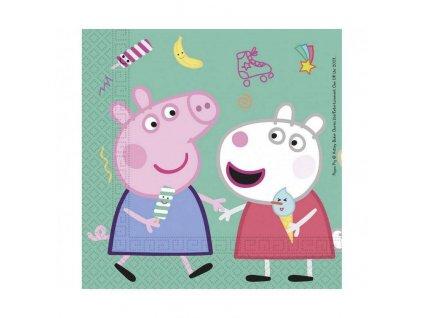 Servetele - Peppa Pig 20 buc