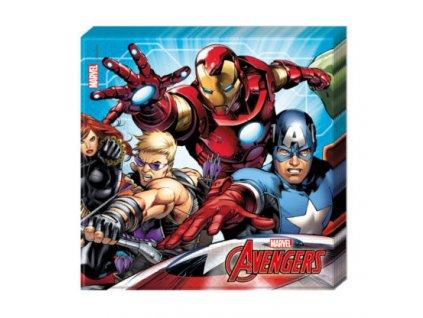 Servitky Avengers