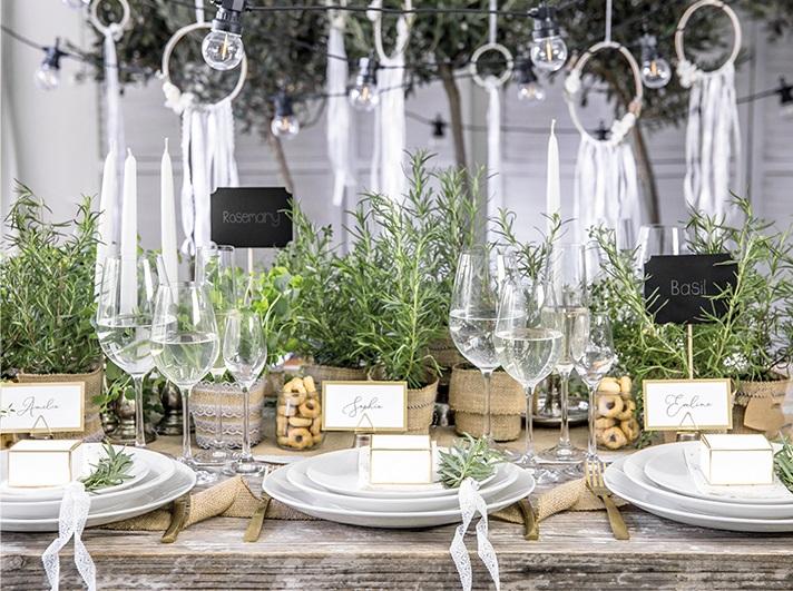Ste zavalené prípravami na svadbu? Nezabudnite na svadobné poháre!