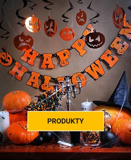 Halloween párty veci