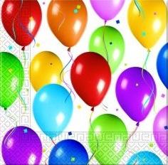 Balónová oslava