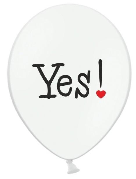 Svadobné balóny