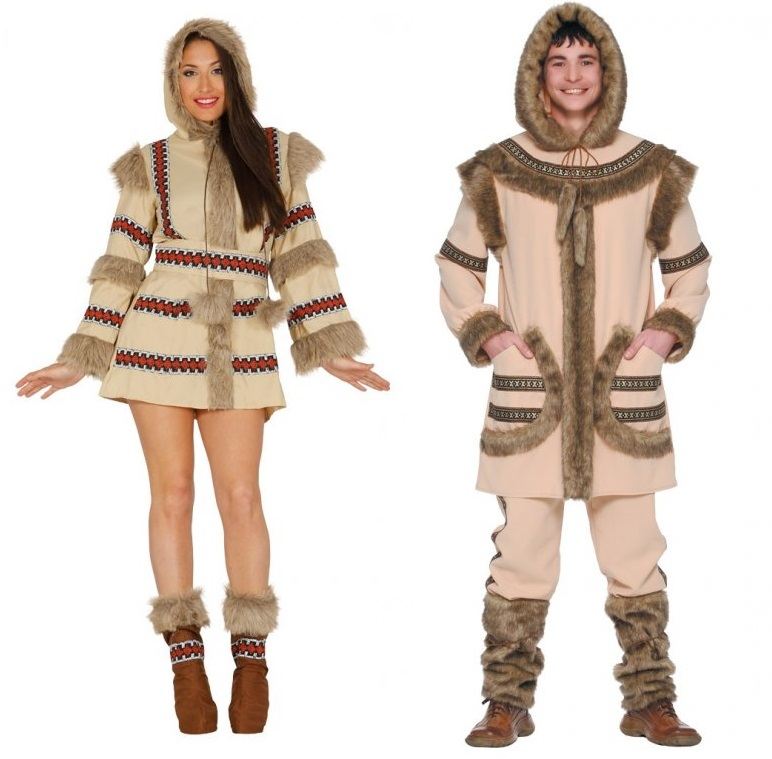 Kostýmy pre páry