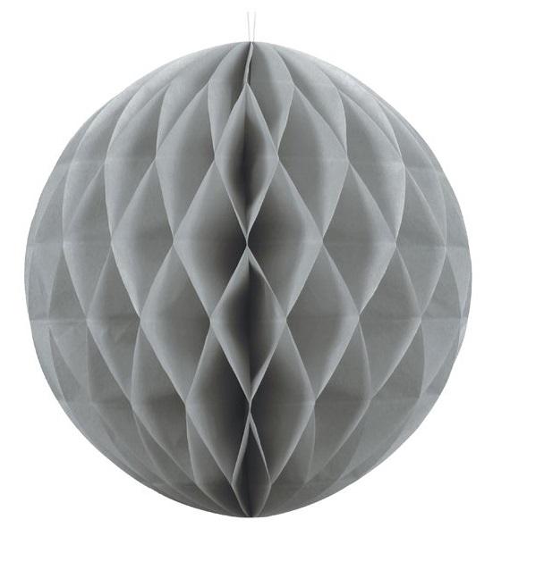 Papierové gule - honeycomb balls
