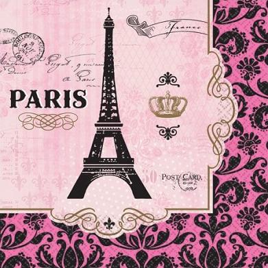 Oslava Deň v Paríži